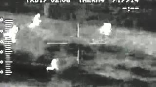 Zombie Attack Caught On Night Vision Camera By Russian Military