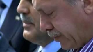 Başbakan Recep Tayyip ERDOĞAN'ın Gözyaşları.