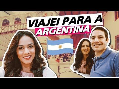 Fui Na #ARGENTINA E NÃO GOSTEI DA COMIDA & Dutty Free Shop 🙄 Por Bianca Sales