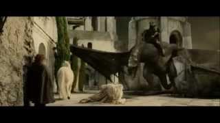 Seigneur des Anneaux : Le Retour du Roi (Version longue) Gandalf et Angmar