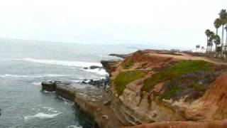 San Diego: The Sunset Cliffs Area