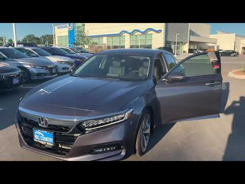 2019 Honda Accord Touring for Sidney