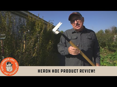 Heron Hoe Product Review!