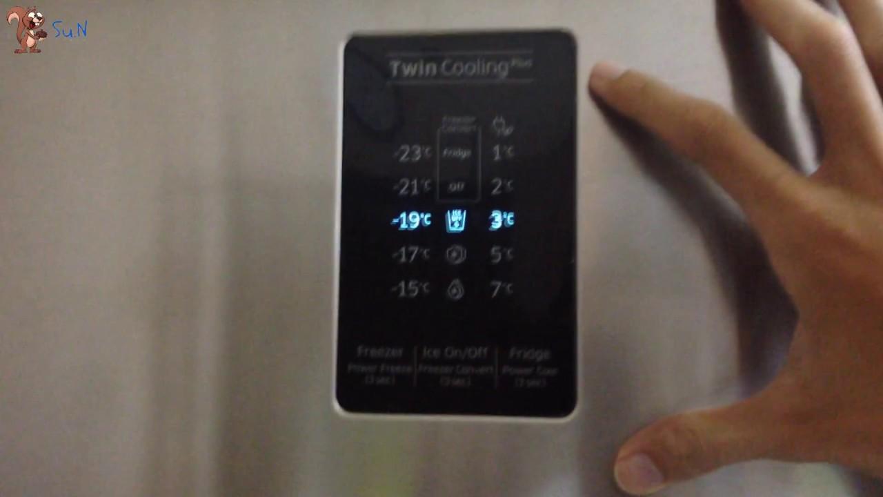 Soc – (How to use) Cách sử dụng Tủ lạnh Samsung 380 lít RT38K5982SL/SV
