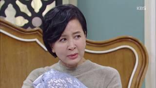 하나뿐인 내편 - 박성훈에 대한 오해를 풀고, 나혜미에 대한 태도가 바뀐 이혜숙!.20190120