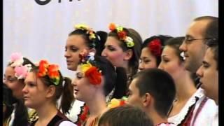 "Choir Festival 2009 - ""Mari Rado"" - Folk choir, NMU ""Lyubomir Pipkov"", Sofia"