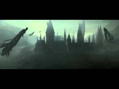 The misleading music in a scene of harry potter and the deathly hallows