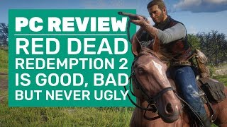Red Dead Redemption 2 PC Review | RDR2 PC Is Mostly Good, Some Bad, Never Ugly