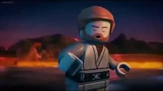 Lego star Wars anakin vs obi wan