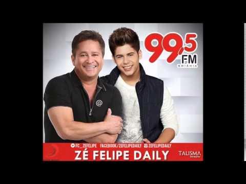 ÁUDIO: Zé Felipe e Leonardo em Entrevista à Rádio 99,5 FM