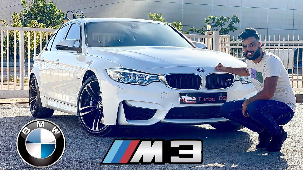 BMW M3 F80 en Algérie 🇩🇿 ! 😍🤩شعور ولا اروع وصوت مذهل 😱