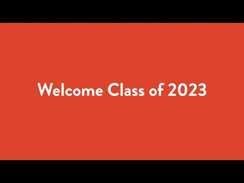 Welcome Class Of 2023! | Columbia College Chicago | Frequency TV