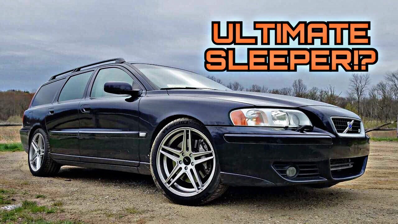 Is Our Volvo V70r Really As Good We Think It