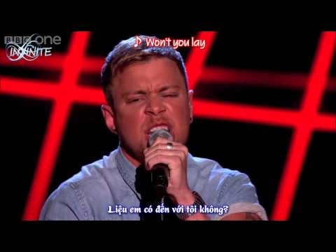 """[Lyrics+Vietsub] Lee Glasson - """"Can't Get You Out Of My Head"""" - The Voice UK 2014 - Blind Auditions"""