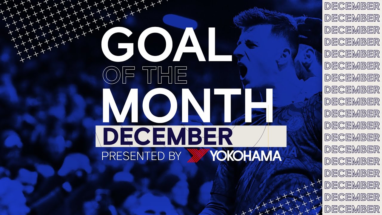 Chelsea's Goal of the Month: December | Which is best?