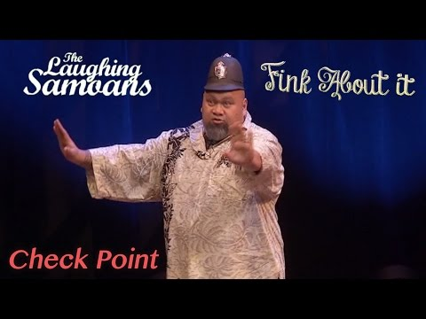 "The Laughing Samoans - ""Check Point"" from Fink About It"