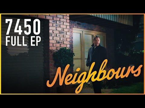 Cat Burglar Paul Robinson - Neighbours 7450 Full Episode
