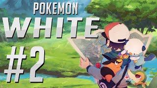 POKEMON WHITE VIỆT HÓA  #2 - CHƯA GÌ ĐÃ D: