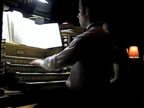 Widor - Allegro, from Symphony No. 6
