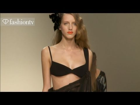 Designers at Work - Les Copains Spring 2011, Milan Fashion Week | FashionTV - FTV.com