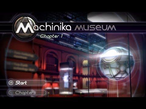 Machinika Museum walkthrough Chapter 1. |