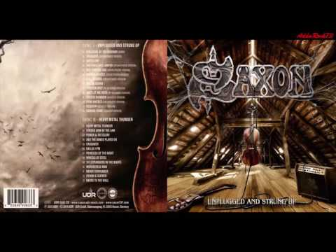 Saxon - Call To Arms (Orchestral Version) (Unplugged And Strung Up, 2013)
