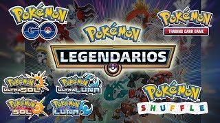 ANUNCIADO EL AÑO DE LOS POKÉMON LEGENDARIOS!! POKÉMON GO, SOL, LUNA, ULTRA SOL/LUNA, TCG Y SHUFFLE!