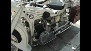 BMW R12 Weiss