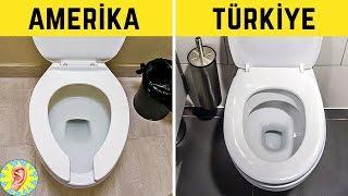 Amerika'da Türkiye'den FARKLI Olduğunu Bilmediğiniz 7 Şey