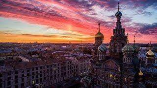 видео Аэросъемка с квадрокоптера в Санкт-Петербурге