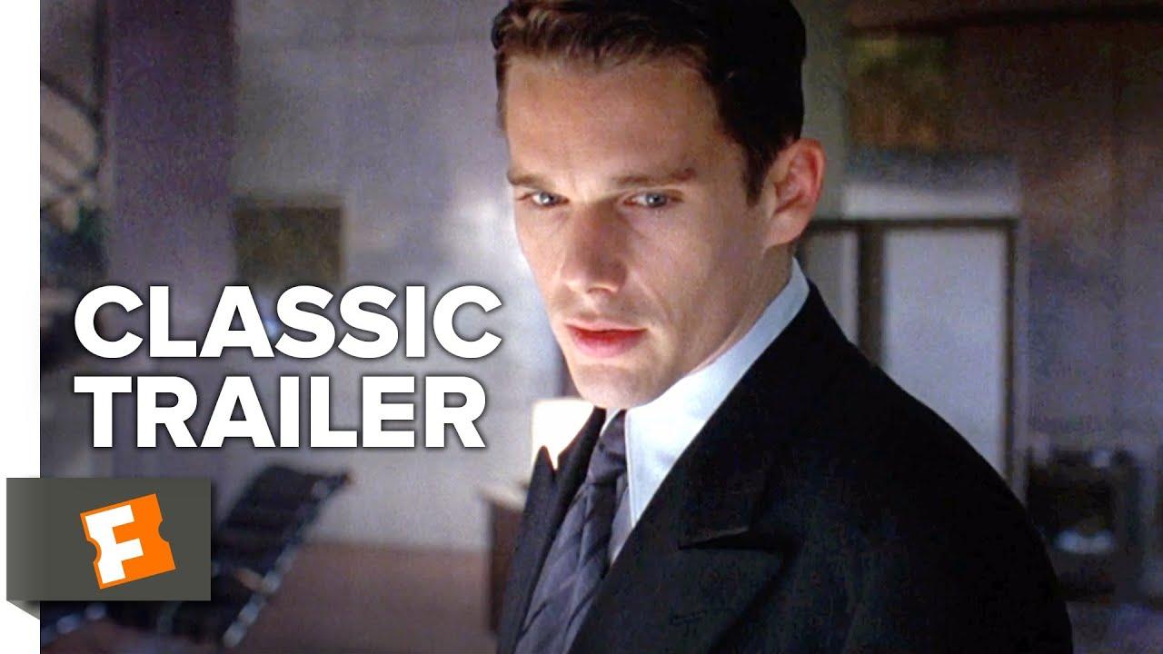 8b21d5ad5543 Gattaca (1997) Trailer #1 | Movieclips Classic Trailers - YouTube