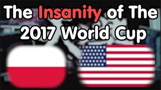 『osu!』The Insanity of the 2017 World Cup