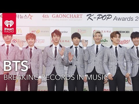 15 Times BTS Broke Huge Records!   Fast Facts