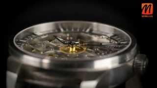 Швейцарские часы с прозрачным циферблатом, скелетоны, цена, купить, Украина, Киев,Tissot Sculpture(, 2014-03-17T17:53:39.000Z)