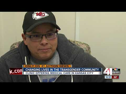 KC transgender health clinic in high demand
