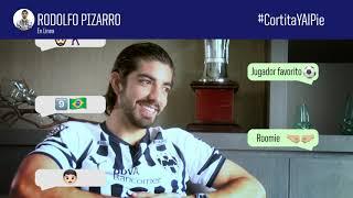 Lo que no sabías de Rodolfo Pizarro en Cortitas y al Pie.