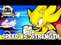 【Sonic Theory: Does Sonic's Speed Equal His Strength? (Response to Gnoggin)】