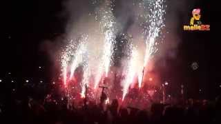 Correfoc Dimonis 2015 Palma de Mallorca