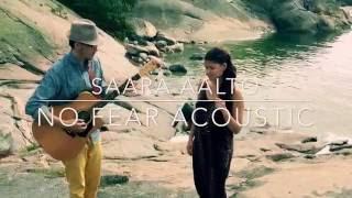 Смотреть клип Saara Aalto - No Fear