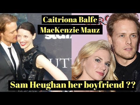 So, Caitriona Balfe Dating Outlander costar Sam Heughan ??