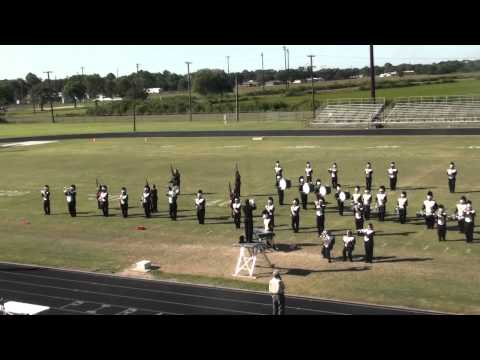 Kaplan High School Pirate Regiment- Pictures at an Exhibition Opener