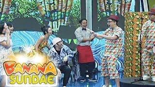 Banana Sundae: Kamukha ng Damit