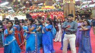Navaratri 2009 at Divya Dham Mandir NY - 8