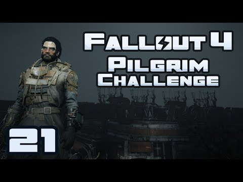 Let's Play Fallout 4: Pilgrim Challenge - Part 21 - Sharing Is Caring