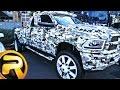 Top Dodge Ram Trucks of SEMA Show 2015