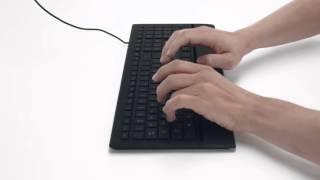 Удобная клавиатура для ПК с подсветкой от Canyon