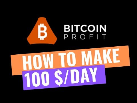 How To Make 100 $/day With Bitcoin Profit (Autotrading)