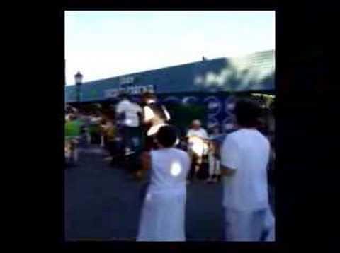 Festival Musique du bout du monde Gaspé 2007