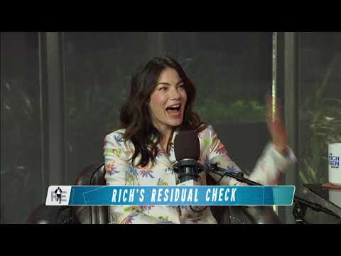Actress Michelle Monaghan's First Movie That You'll Never See! | The Rich Eisen Show | 1/3/20