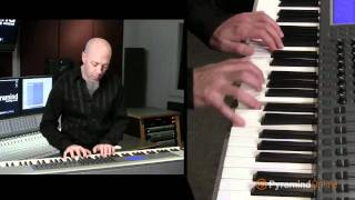 Jordan Rudess : The Circle of 5ths: A Musical Exercise : Part One